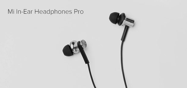 Mi In-Ear Headphones Pro