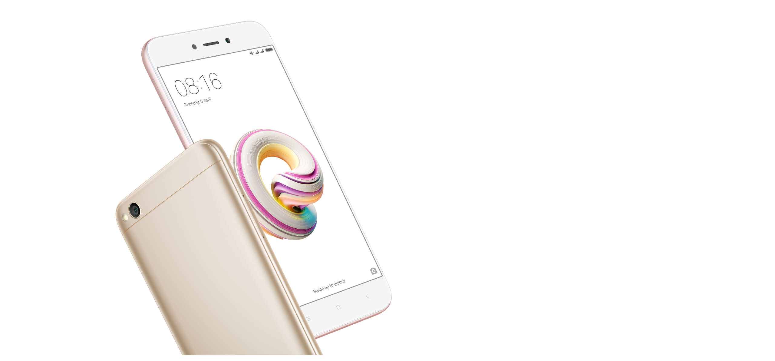 Design and Display of Redmi 5A