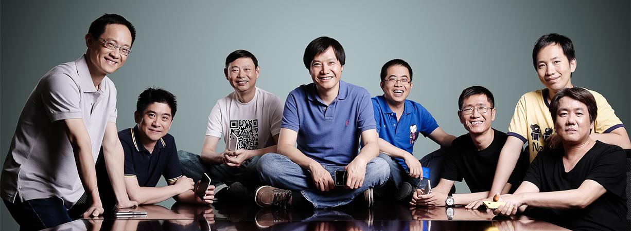 Xiaomi Technology Management Team