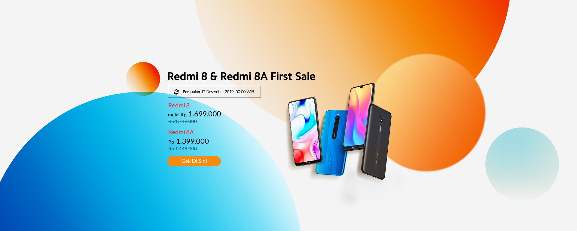 redmi  8 series