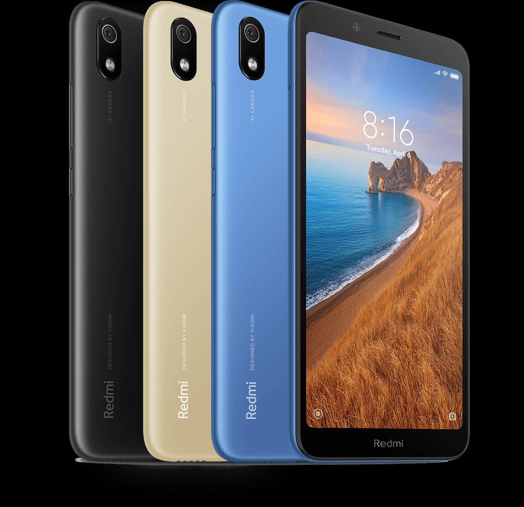Redmi 7A @5,299 | Smart Desh Ka Smartphone - Mi India