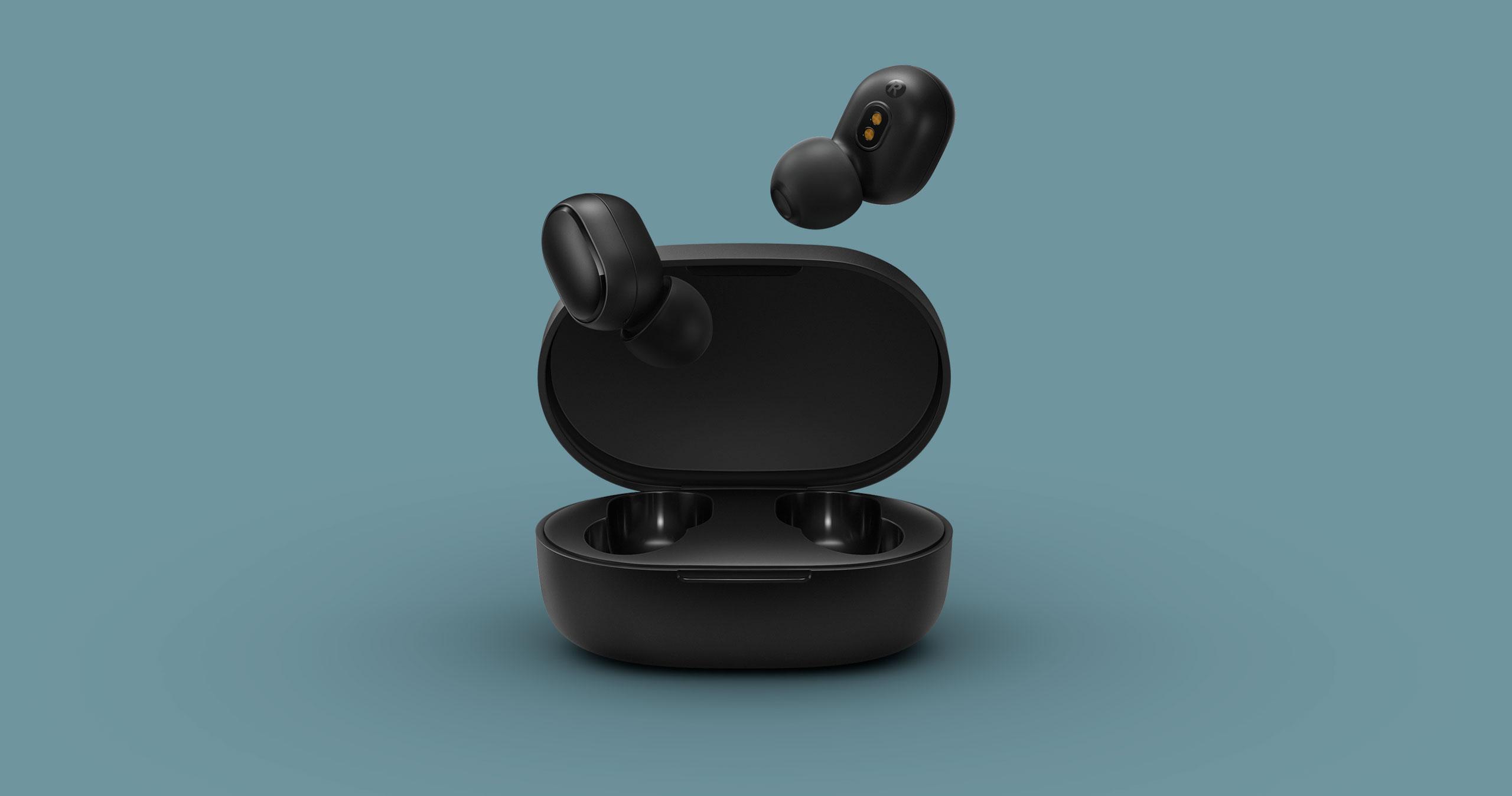 Mi True Wireless Earbuds Basic S bawa Bluetooth 5.0