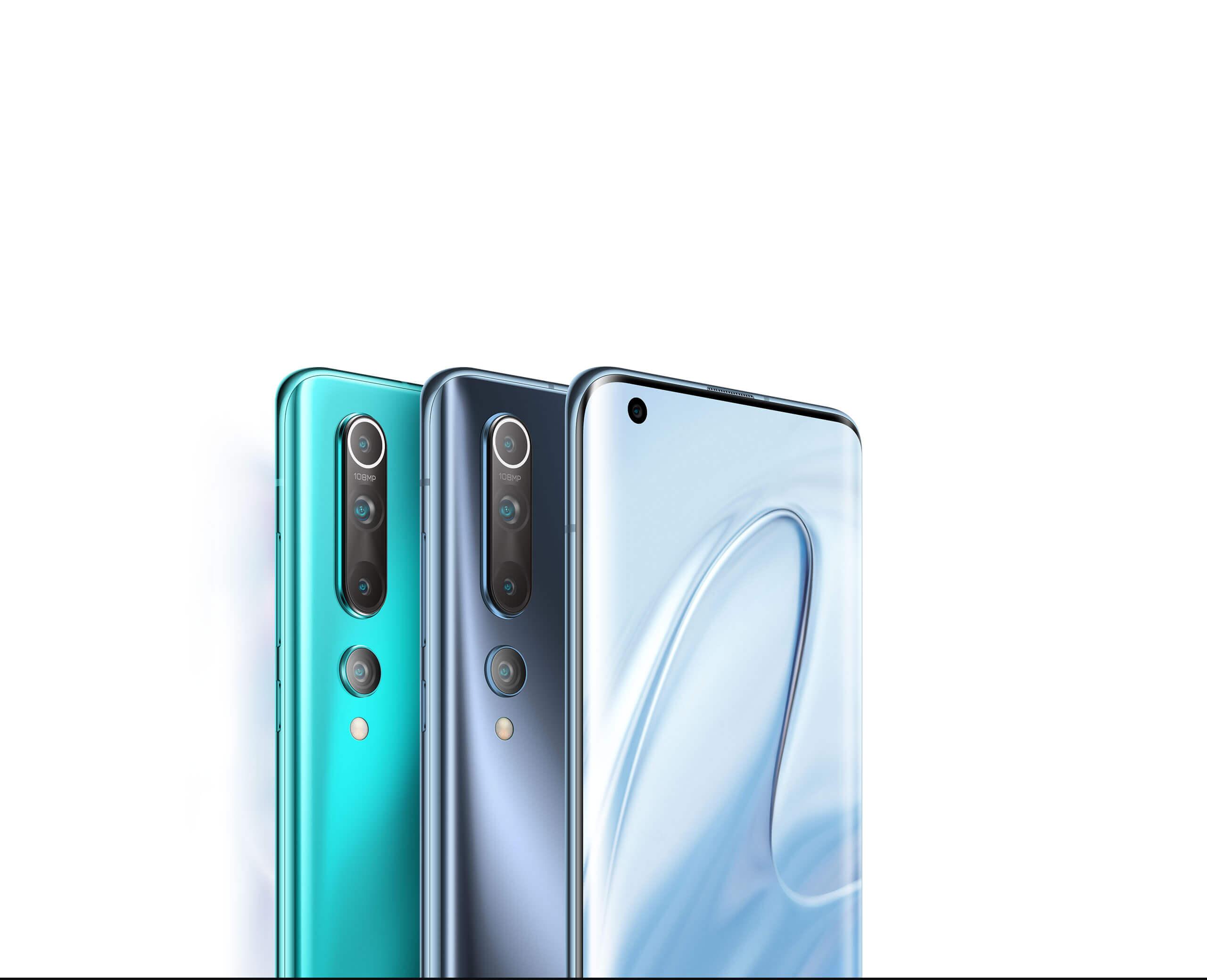 Xiaomi Mi 10 Specifications,