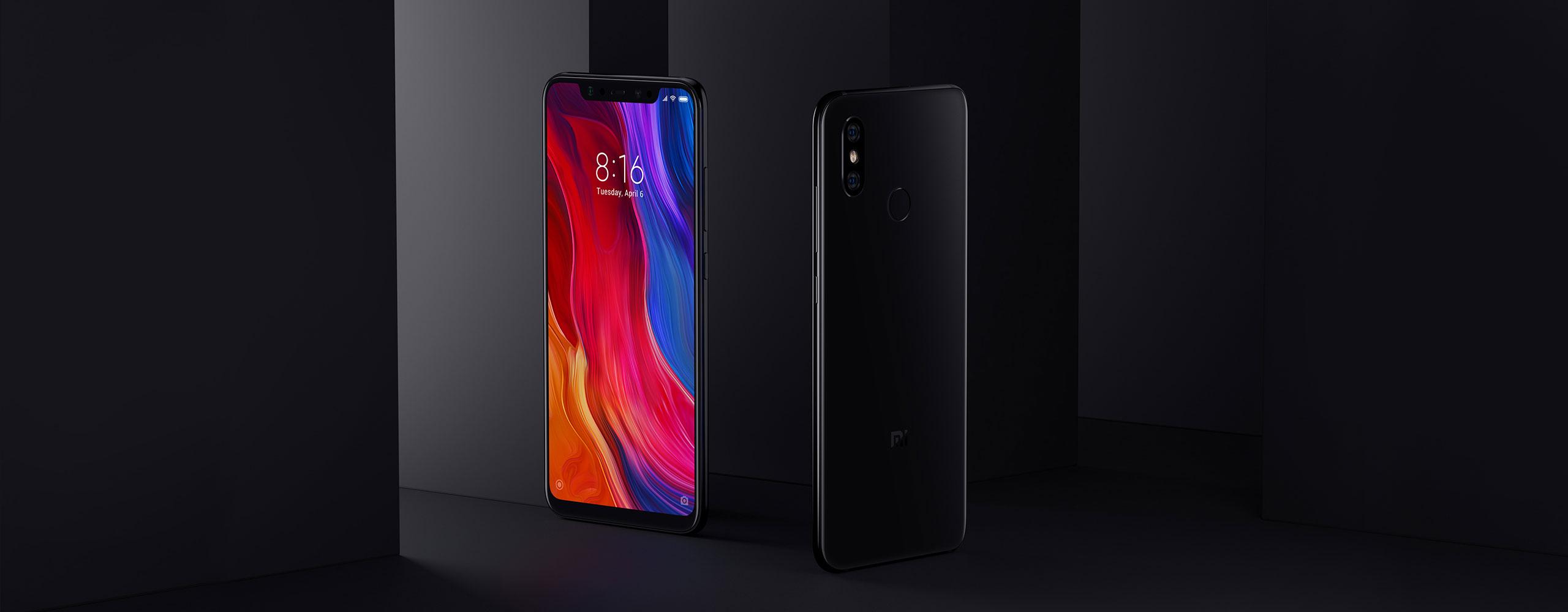 Xiaomi Mi 8 Snapdragon 845