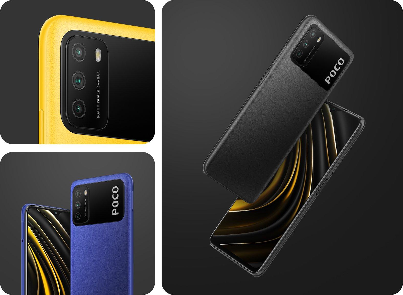 Смартфон Xiaomi POCO M3 12