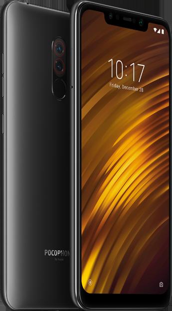[INFO] Caractéristiques du Xiaomi Pocophone F1 Version-grey