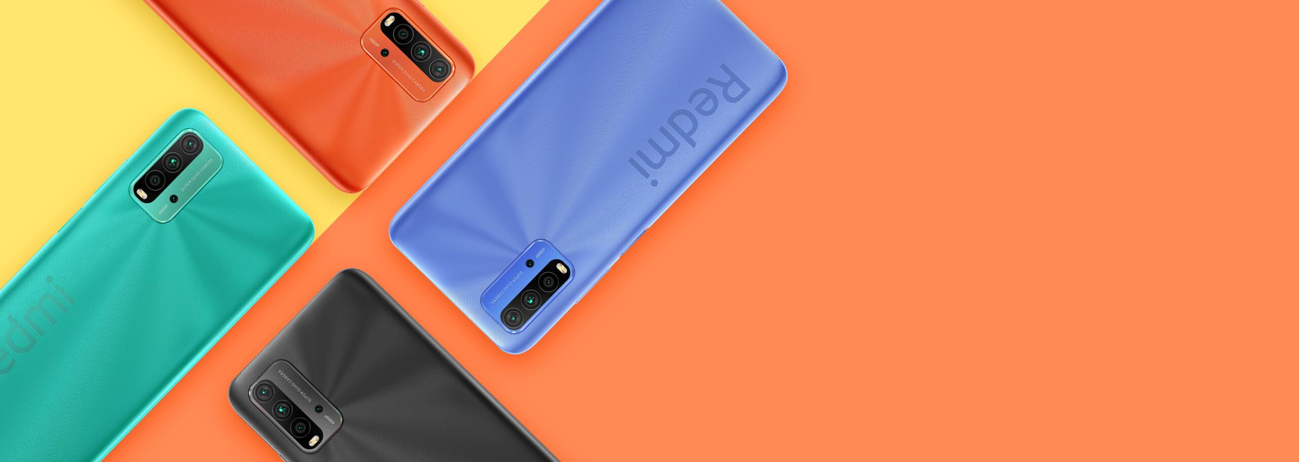 smartphone Xiaomi Redmi 9C Orange prix tunisie