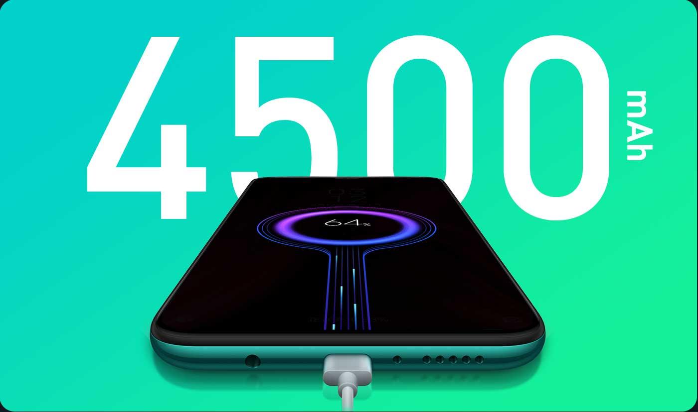 Redmi Note 8 Pro аккумулятор