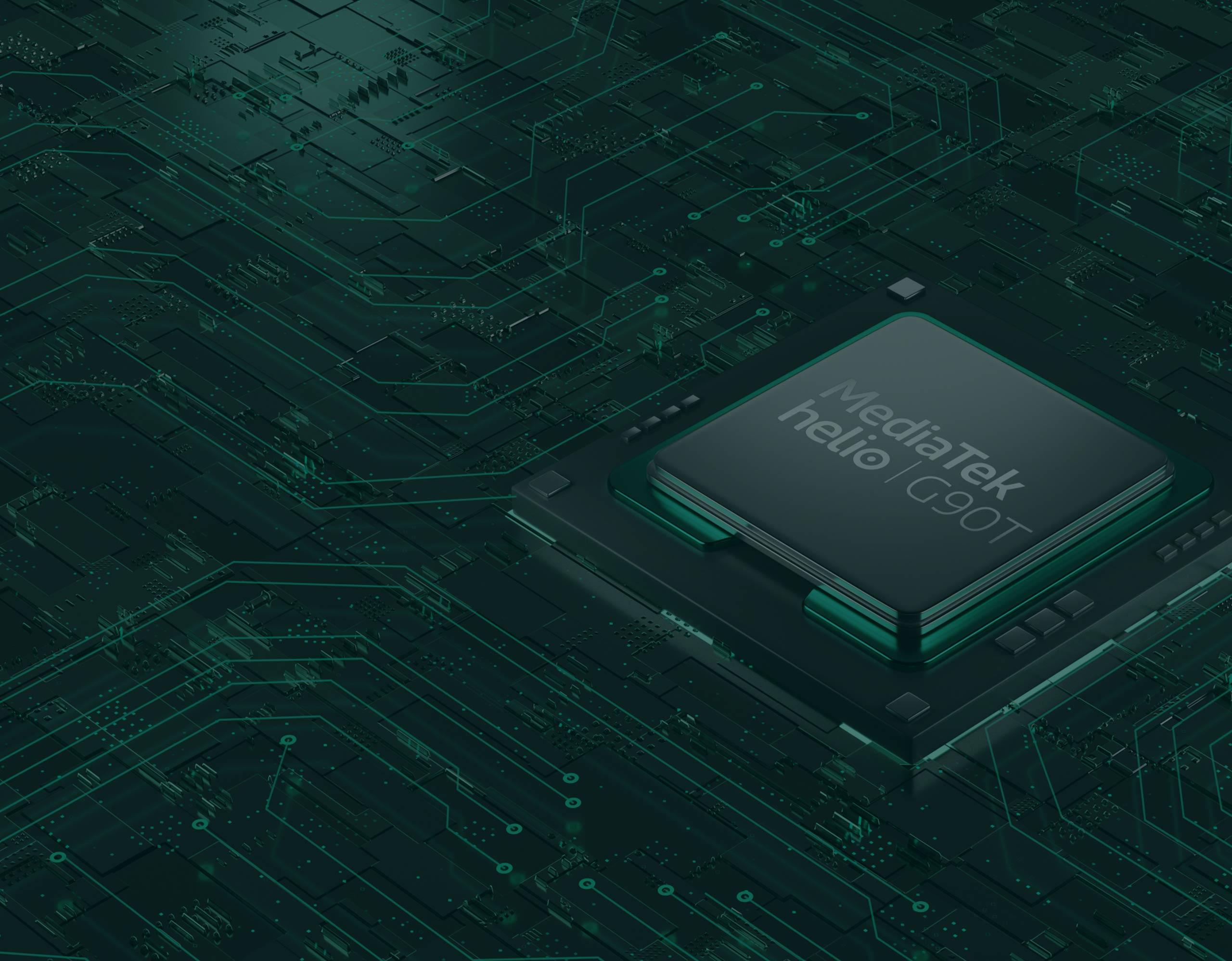 Redmi Note 8 Pro- processor