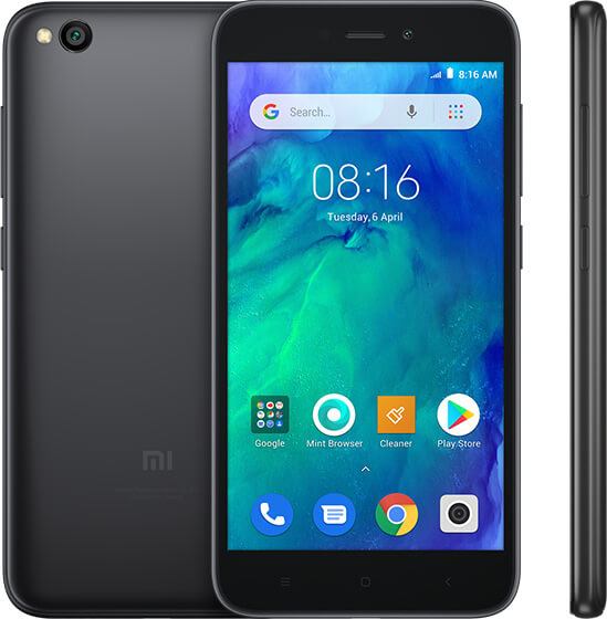 Redmi Go Black