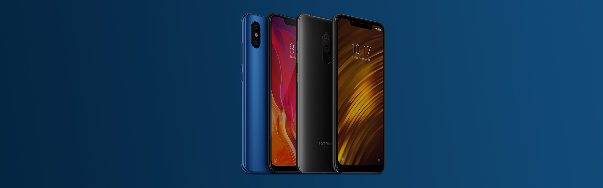 MI 8 AND POCOPHONE F1: A TALE OF TWO AFFORDABLE FLAGSHIPS