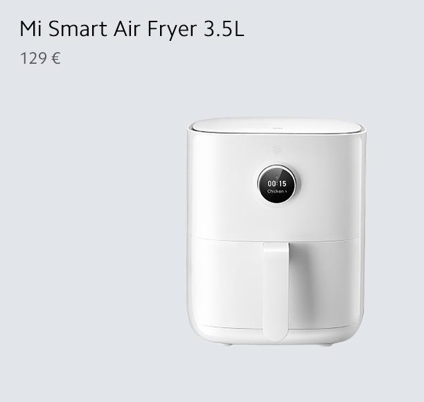 Mi Smart Air Fryer 3.5L