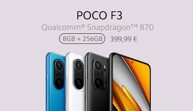 POCO F3 | 5G  8GB+256GB