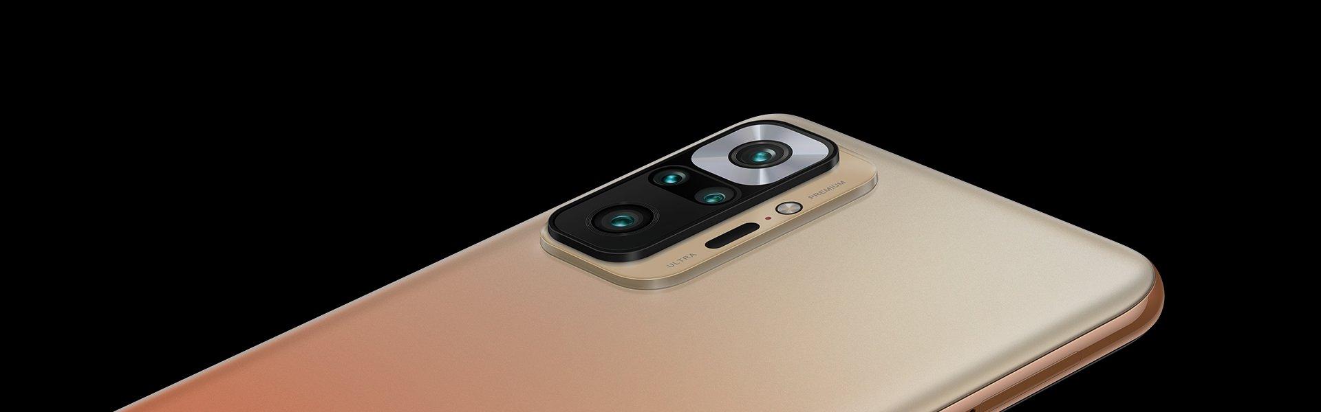 El Redmi Note 10 Pro viene a reinar en la gama media con un sensor de 108 megapíxeles como protagonista y una batería al nivel de los terminales flagship