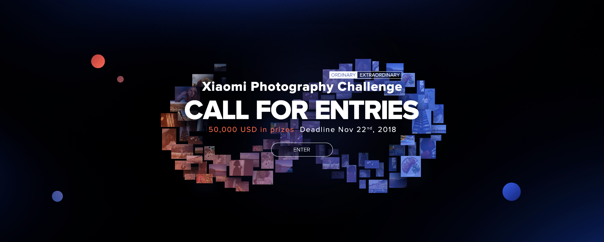 Xiaomi Photography Challenge