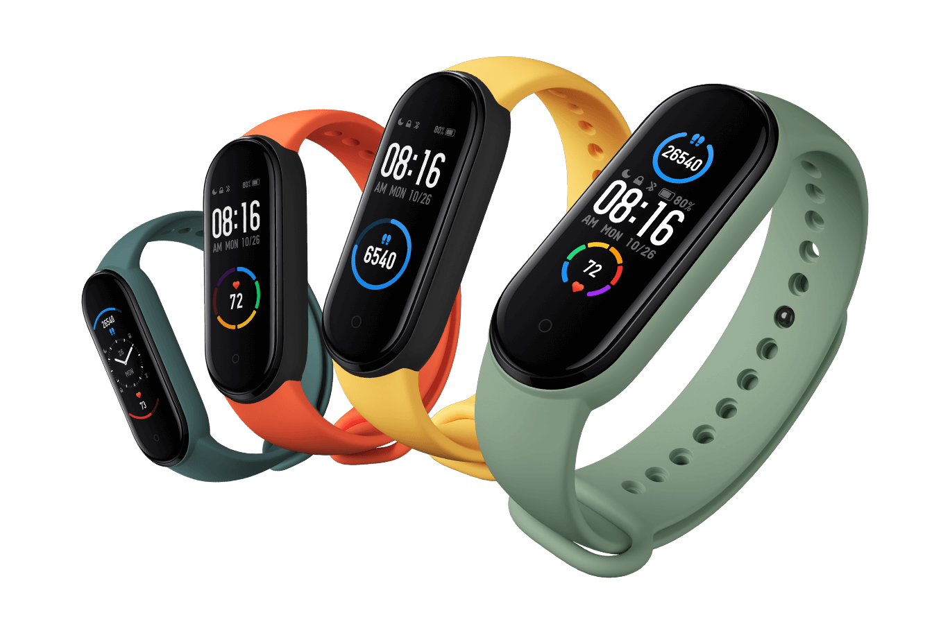 How to charge veryfit smart band