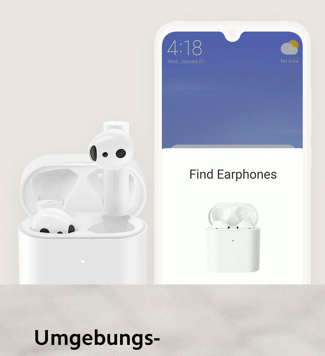 Mi True Wireless Earphones 2 Produktinformationen Germany