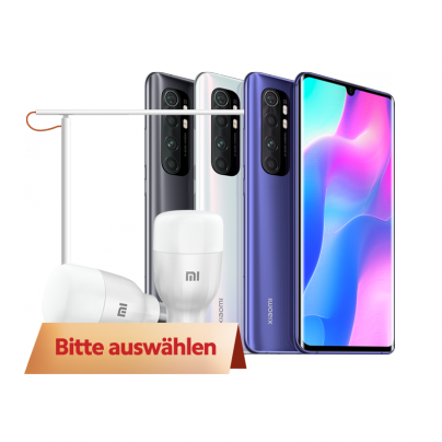 Mi Note 10 Lite <br>[6GB+64GB]