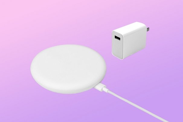 20 W High Speed Wireless Charger Set