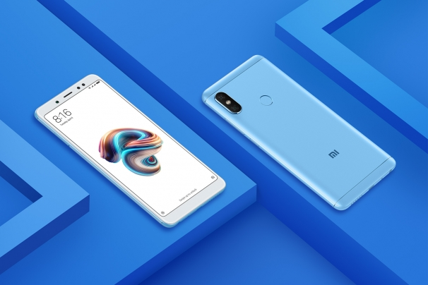 Redmi Note 5<br> (4 GB+64 GB)
