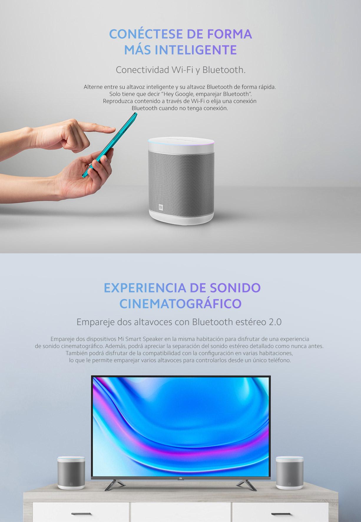Xiaomi Mi Smart Speaker desde Xiaomi España