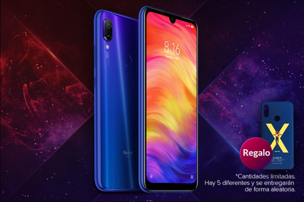 Redmi Note 7 <br>4 GB + 128 GB