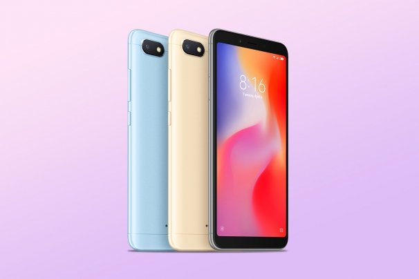 Redmi 6A<br> (2 GB+16 GB)