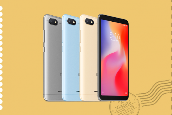 Redmi 6A<br>2 GB+16 GB