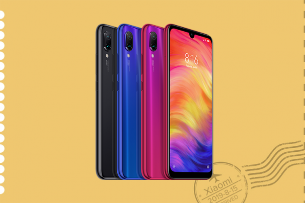 Redmi Note 7<br>3 GB+32 GB