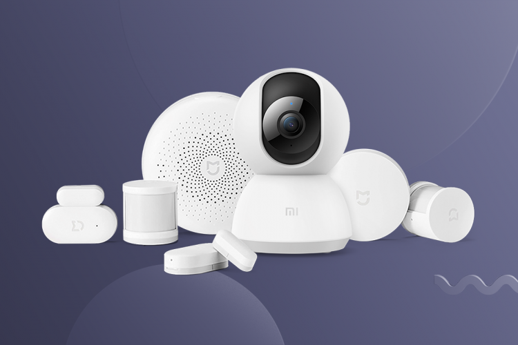 Mi Smart Sensor Set +<br>Home Security Camera 360° 1080p