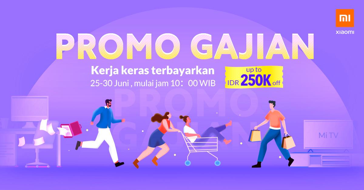 Promo Gajian Juni