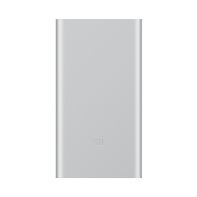 10000mAh Mi Power Bank 2 Silver