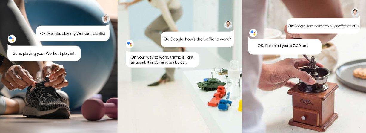 Mi WIFI Smart Speaker With Google Assistant