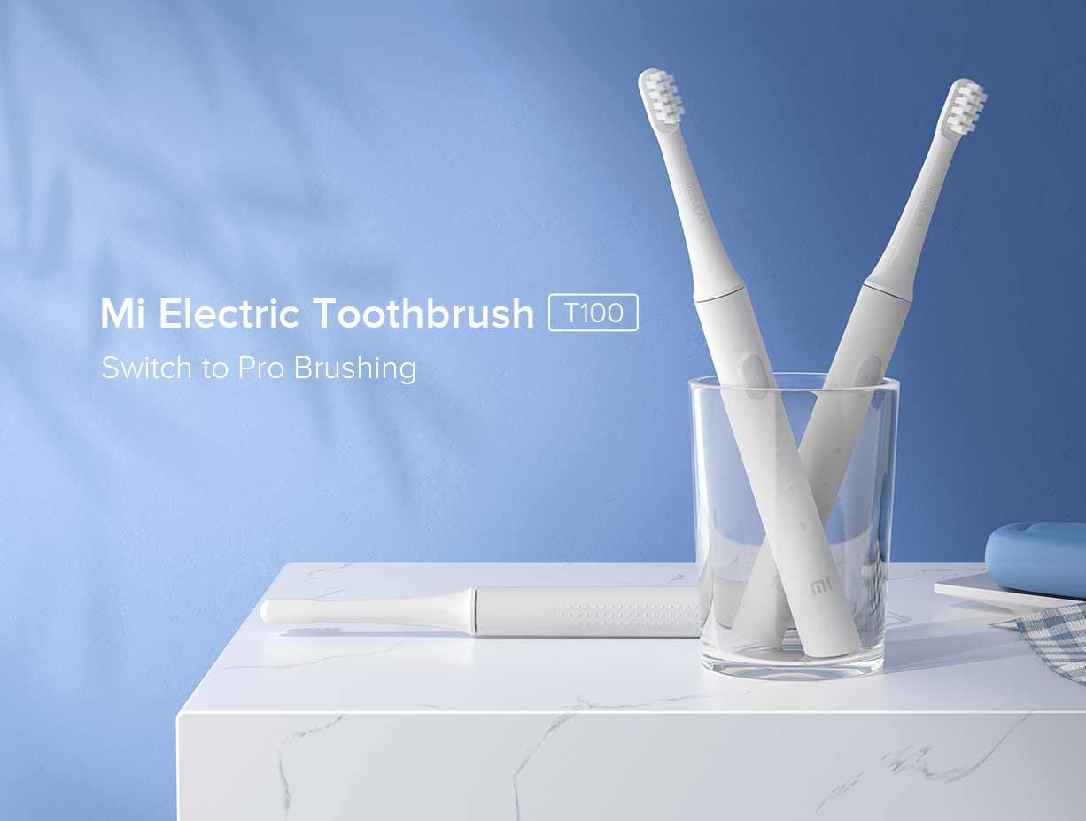 Xiaomi Mijia T100 Mi Smart Electric Toothbrush 4