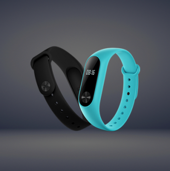 Mi Band - HRX Edition Black