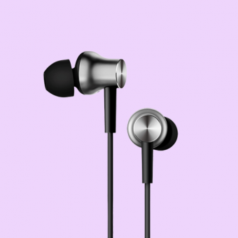 Mi Earphones Silver/Black