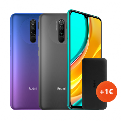 Redmi 9 | 3GB+32GB