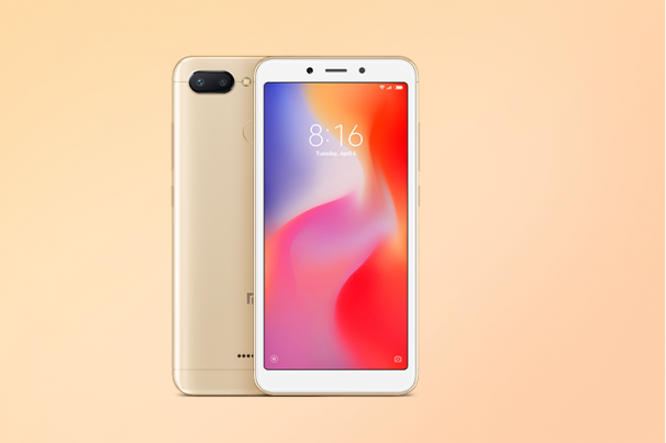 Redmi 6 <br>3GB+32GB