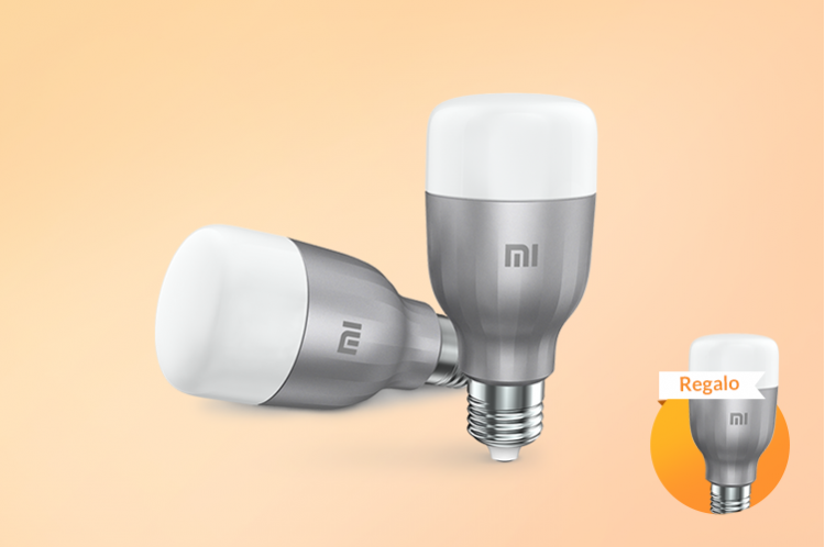 Mi LED Smart Bulb Bianco Standard