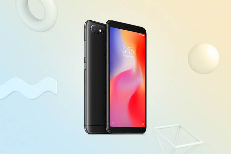 Redmi 6A<br>2GB+16GB