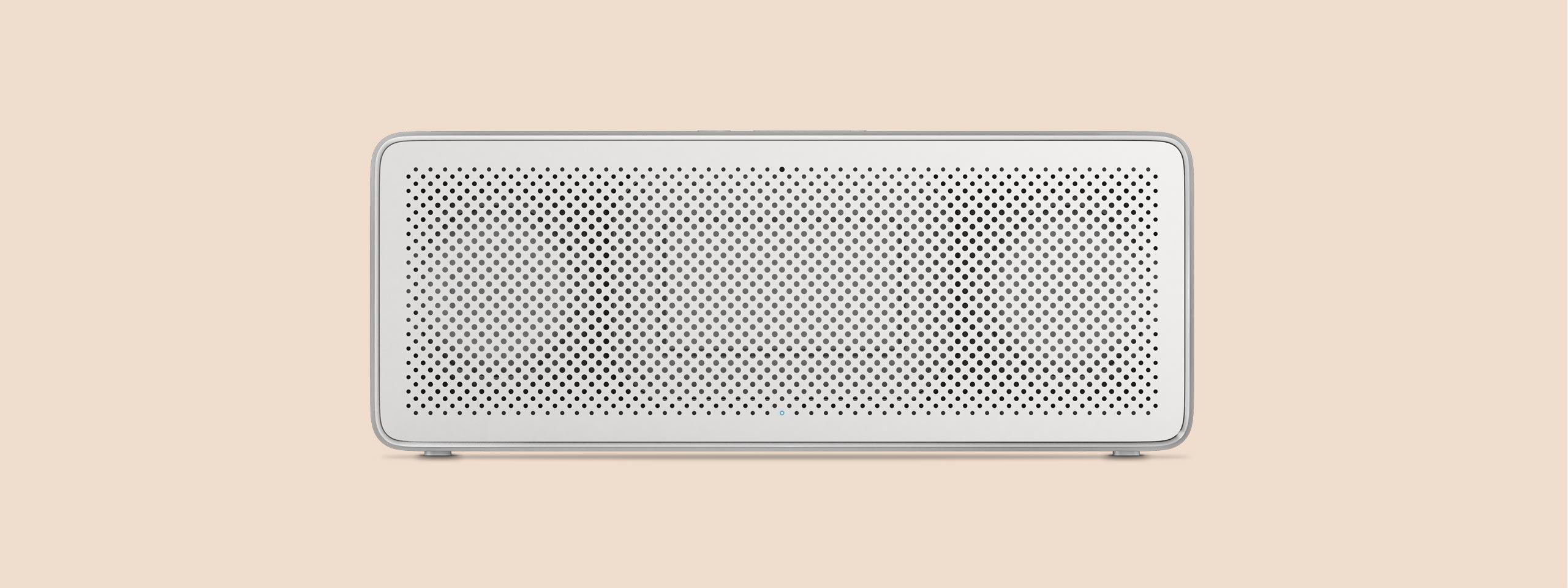 小米方盒子蓝牙音箱