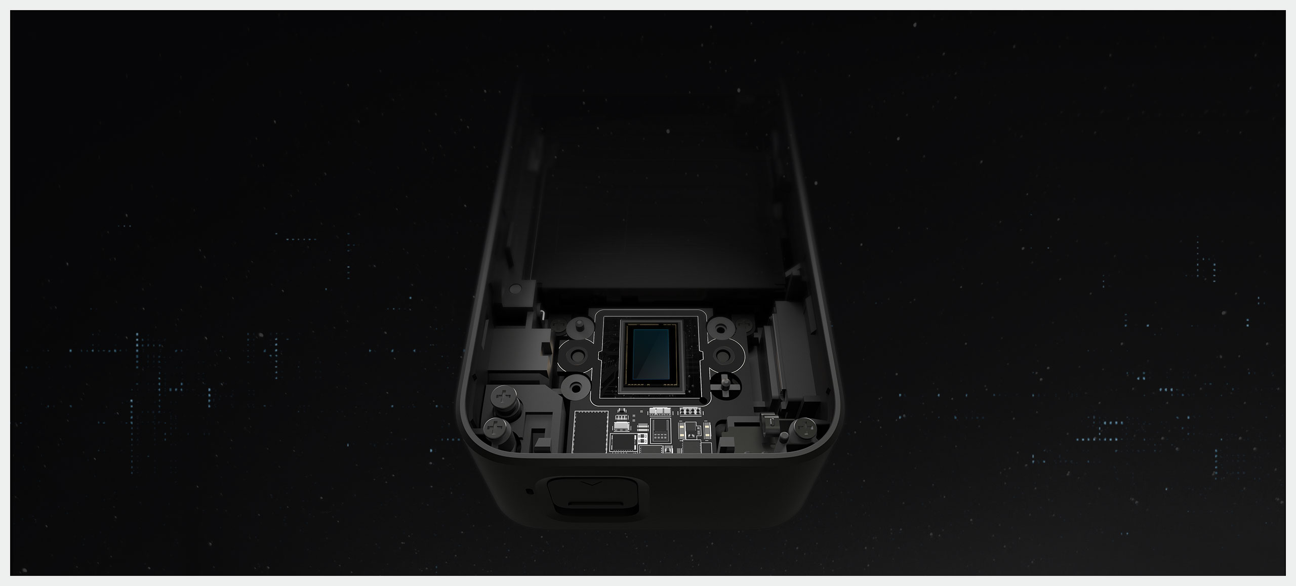 Xiaomi United States Waterproof Yi Discovery 4k Advanced Sensor Captures More Light
