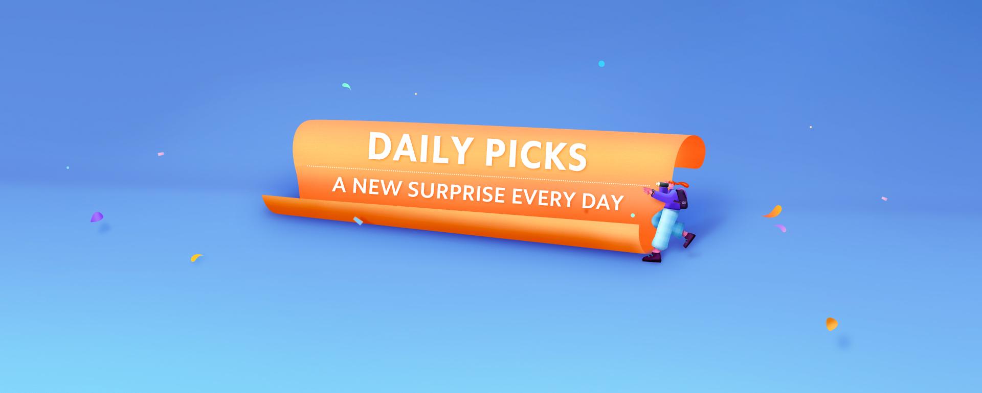 Daily Picks