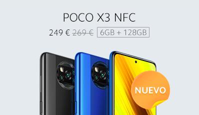 POCO X3 高配249