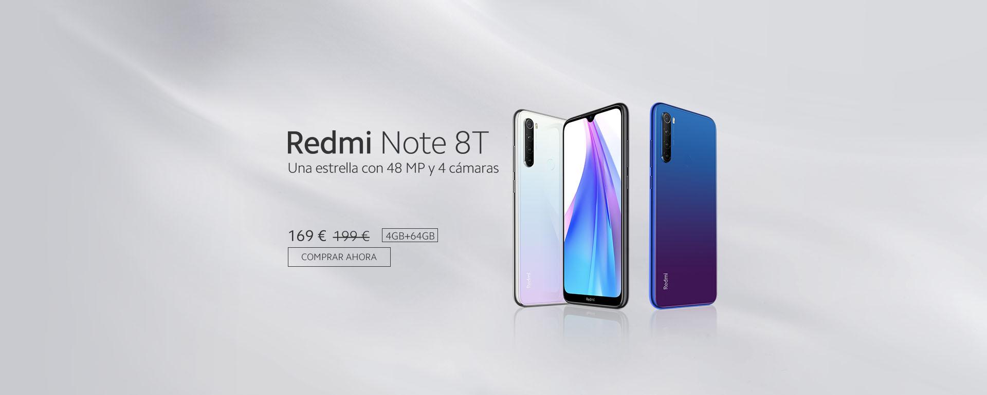 Redmi note 8T C3X