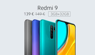 Redmi 9 3+32