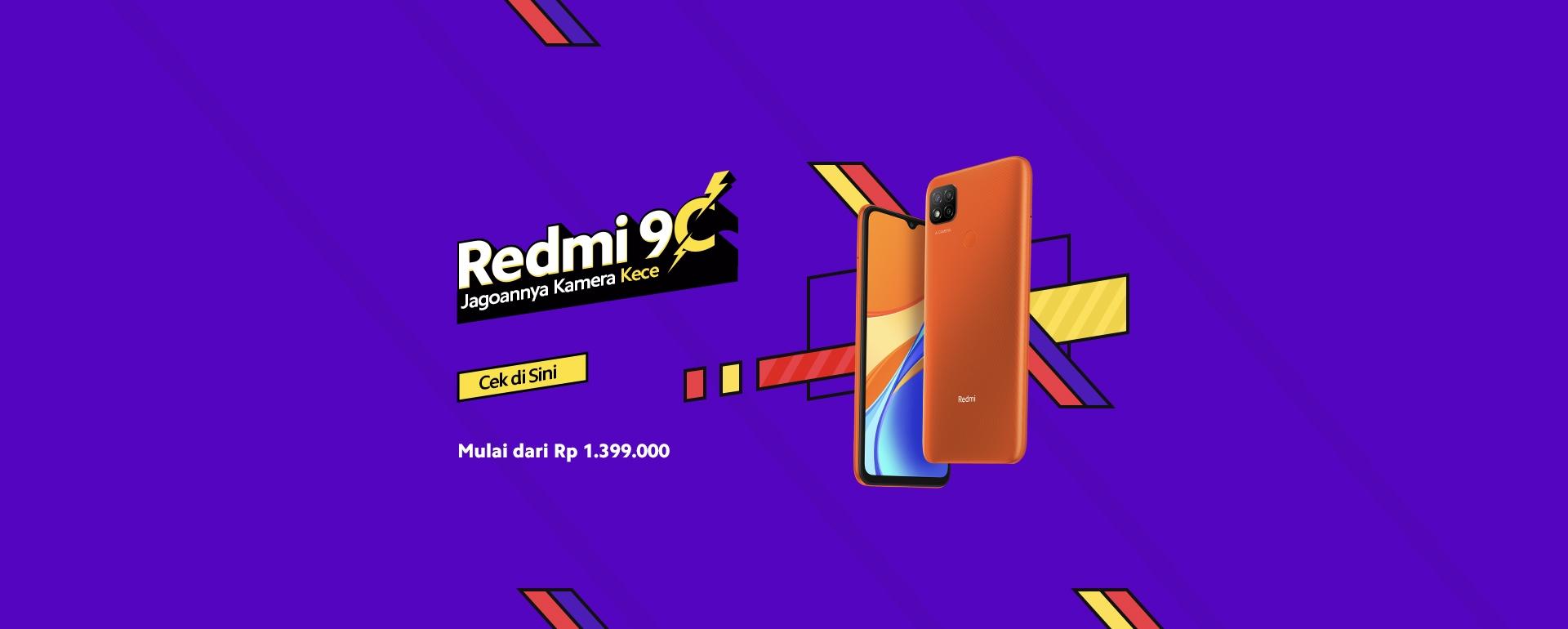 Redmi 9C is comming